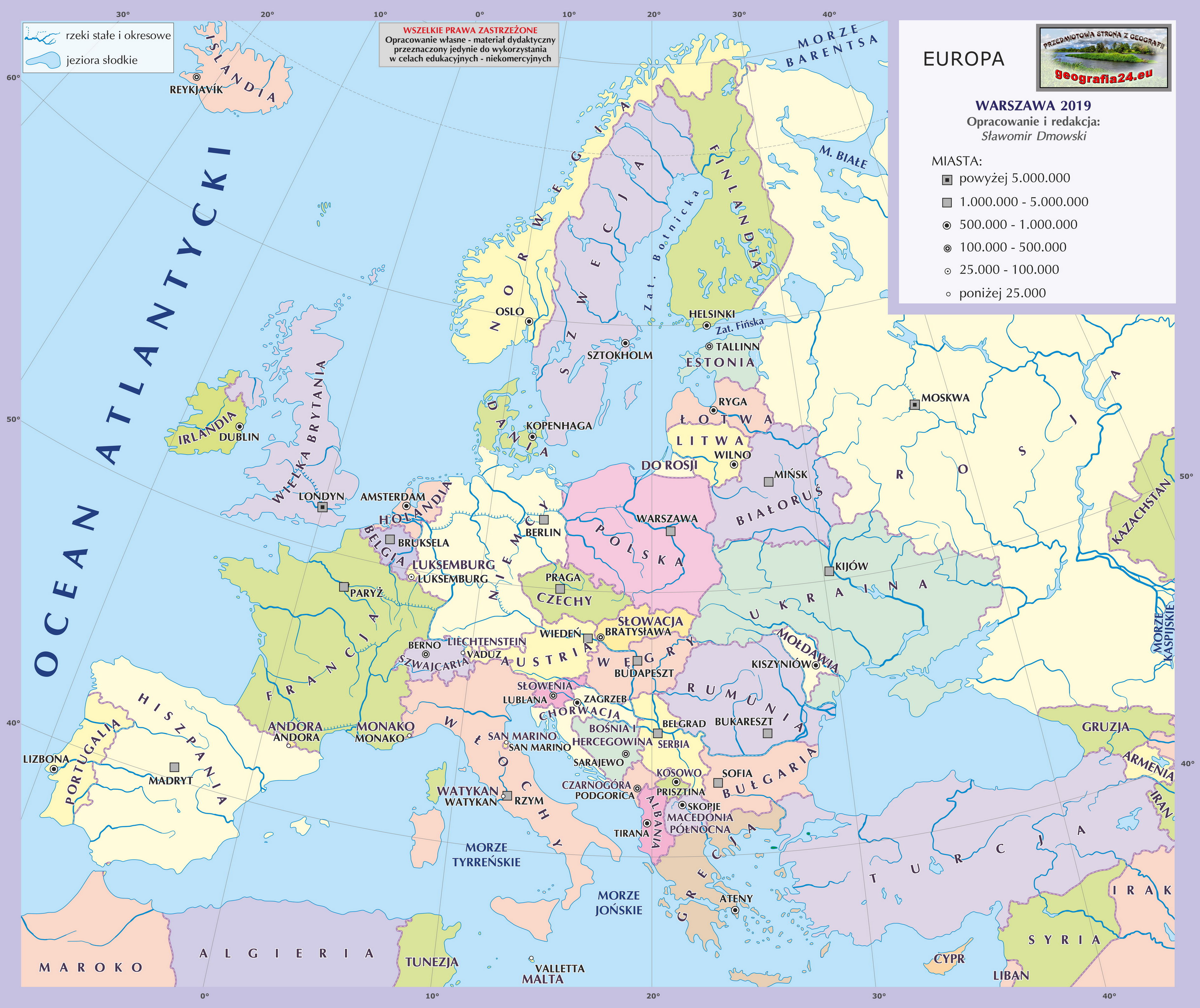 Przedmiotowa Strona Z Geografii